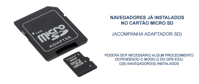 Atualização GPS Igo 2019 - IGO8, PRIMO, AMIGO (Completos) - Cartão 4Gb  - COMPRAS VIA NET