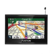GPS Foston FS-790GT - c/ Câmera de Ré, TV Digital, Tela 7