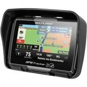 GPS para Moto Resistente a Água - Multilaser 4.3