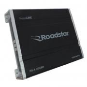 Modulo Amplificador Roadstar RS-4200br Ab 1200w 4 canais