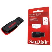 Pen Drive USB SanDisk 32Gb