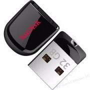 Pen Drive SanDisk Cruizer Blade Fit (SDCZ33) - 32Gb