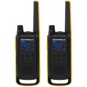 Walkie Talkie Motorola T470 - 56 Km / 35 Milhas - Bivolt - Talkabout