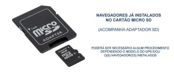 Atualização GPS Igo 2021 - IGO8, PRIMO, AMIGO (Completos) - Cartão 4Gb  - COMPRAS VIA NET