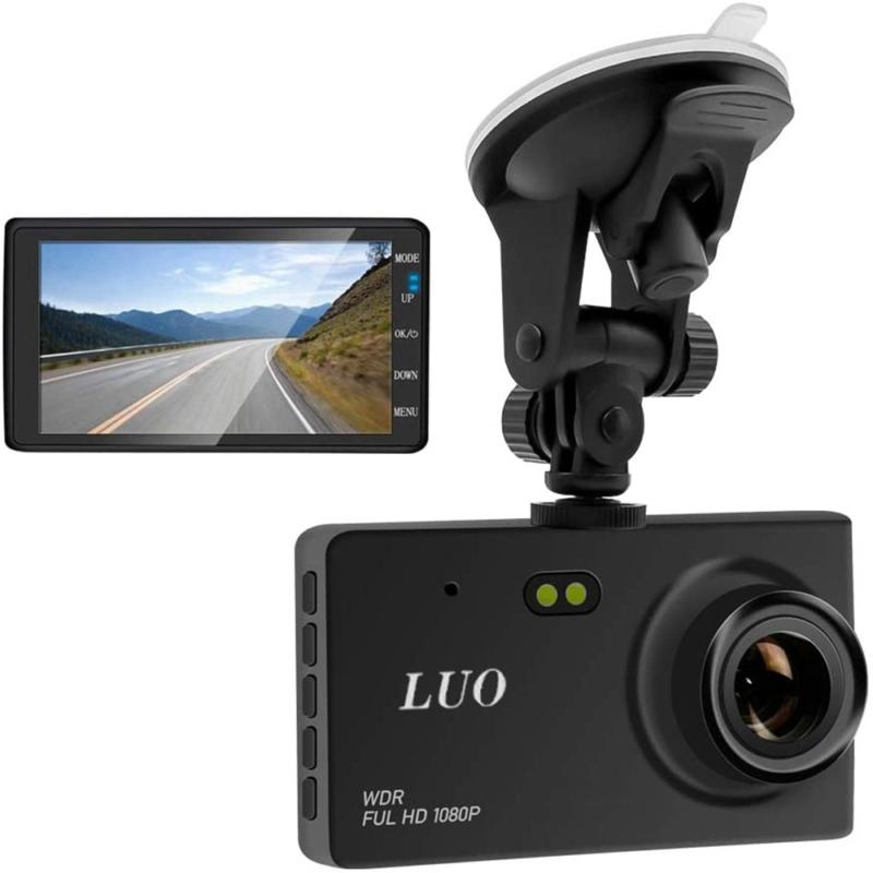 Câmera de vídeo Veicular Luo HD - 4.3 Polegadas  - COMPRAS VIA NET