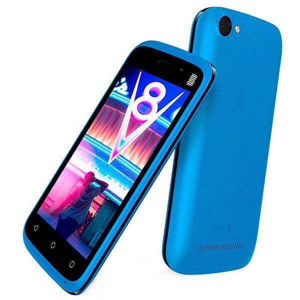 Celular Blu Advance L4 A350i Dual SIM 8GB - Azul  - COMPRAS VIA NET