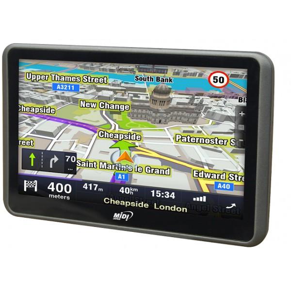 """GPS Midi MD-7820 ISDB-T Atualizado - Câmera de Ré, TV, Tela 7""""  - COMPRAS VIA NET"""