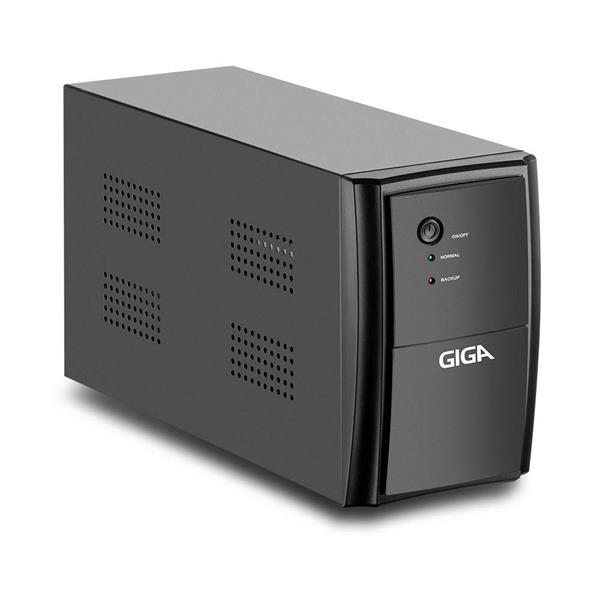 Nobreak UPS 1440VA 127V carregador para informática/telecom/TI/segurança - Giga Security - GS0172  - COMPRAS VIA NET