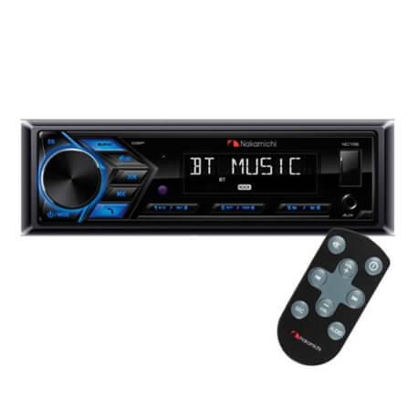 Rádio Automotivo Nacamichi NQ-711B - Bluetooth - USB - SD  - COMPRAS VIA NET