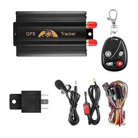 RASTREADOR GPS SPIRIT GSM 4BANDA  - COMPRAS VIA NET
