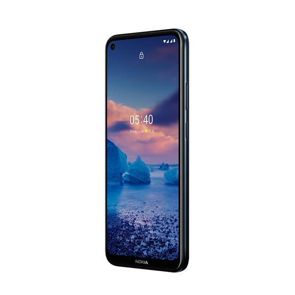 Smartphone Nokia 5.4 NK025 - 128Gb - 4Gb Ram - Azul  - COMPRAS VIA NET