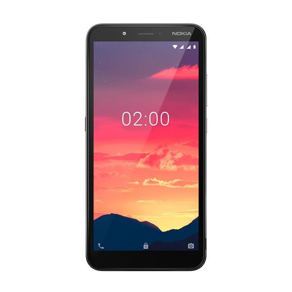 Smartphone Nokia C2 NK010 - 16Gb - 1Gb Ram - Carvão  - COMPRAS VIA NET