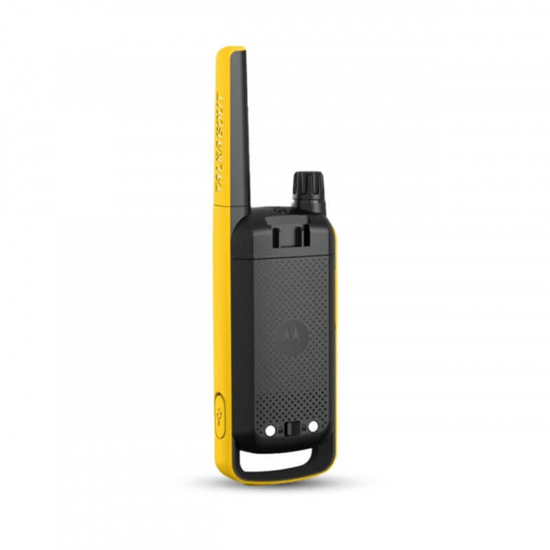 Walkie Talkie Motorola T470 - 56 Km / 35 Milhas - Bivolt - Talkabout  - COMPRAS VIA NET