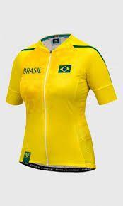 Camisa do Brasil Free Force Fem