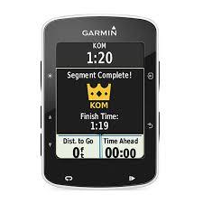 Garmin Edge 520 Gps Bundle Completo Strava