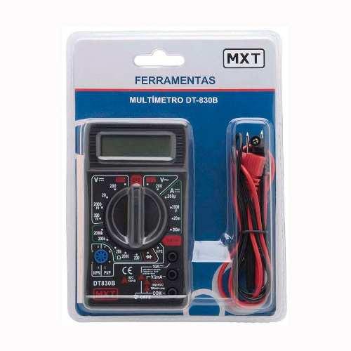 Multímetro Digital MXT Modelo - DT830B  - King Models