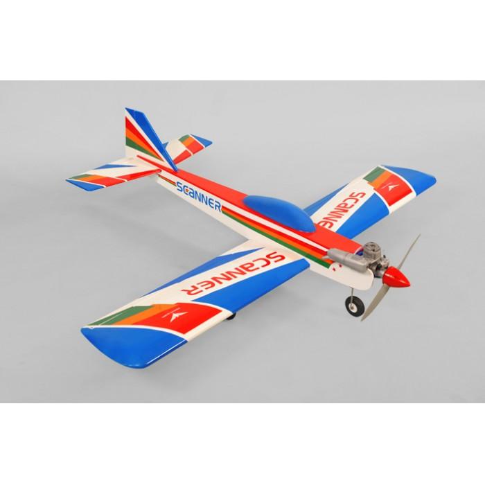 Aeromodelo A Combustão/Elétrico - Kit Arf - Asa Baixa - Scanner  - King Models