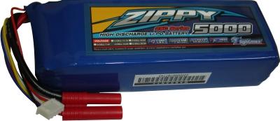 Lipo Zippy/Flightmax -  4s 14,8v-30/40c - 5000mah - Aero / Auto  - King Models