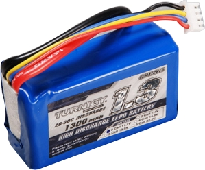 LiPo Turnigy 3s 11,1v 1300mah 20/30C  - King Models
