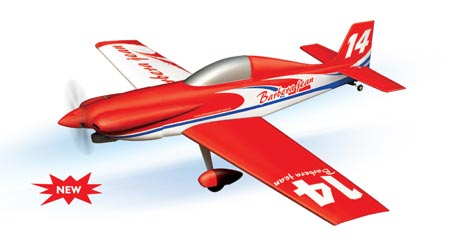 Aeromodelo A Combustão - Kit Arf - Phoenix Model - Jean Barbera 46-55  - King Models