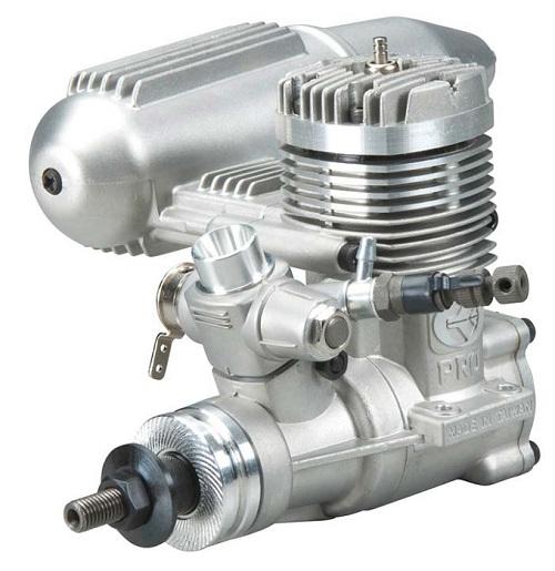 Motor Glow - Thunder Tiger 46abc - 2 Tempos - Rolamentado  - King Models