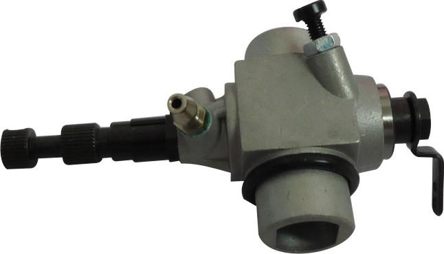 Carburador Completo Para Motor Glow Asp61-2 Tempos  - King Models
