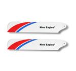 Nine Eagle - Solo Pro 100 3d -Main Rotor Set  - King Models