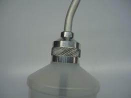 Almotolia 500ml com aplicador em alumínio  - King Models
