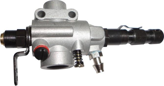 Carburador Completo Para Motor Glow Asp52/61-4 Tempos  - King Models