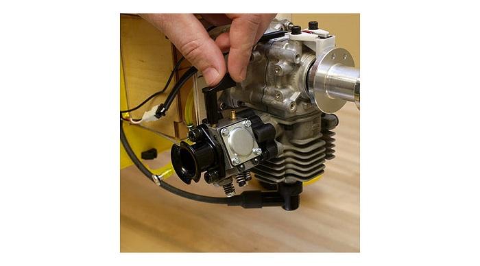 Motor A Gasolina Para Aeromodelos-Zenoah 20cc com Ignição Eletrônica  - King Models