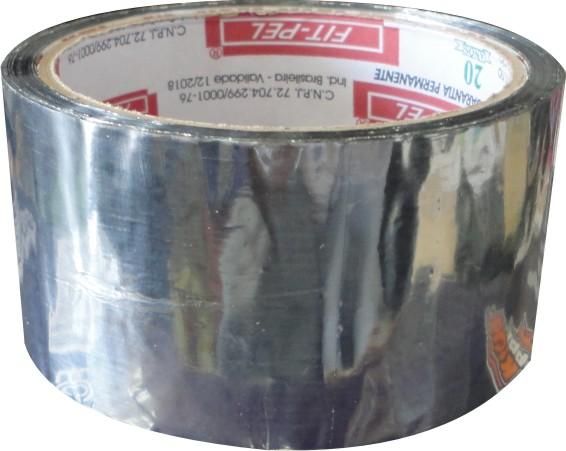 Fita Adesiva Para Entelagem - 48mm(larg.) X 45mts(Comp.) - Metálica  - King Models