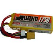 Lipo Zippy/rhino 3s 11,1v -25/35 - 1750mah-aero-auto-revinho