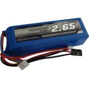 Bateria Lipo Para Transmissor - Modelo Torre - 2650mah