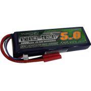 Lipo Nano Tech 3s 11,1v-35/70c - 5000mah - Aero / Auto