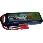 LiPo Turnigy Nano-Tech - 3s 11,1v-25/50 - 6000mah-Aero/Heli/Auto