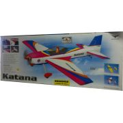 Aeromodelo A Combustão - Kit Arf -Phoenix Models - Katana 61