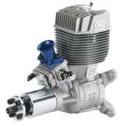 Motor O.S. GT55 GASOLINA (55cc) - Com ignição eletrônica e carburador especial! -