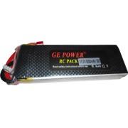 Lipo Ge Power -3s 11,1v-30/40c - 5200mah - Aero / Auto