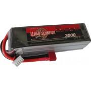 Lipo Wild Scorpion -4s 14,8v-35/45c-3000mah-multi-rotores!!!