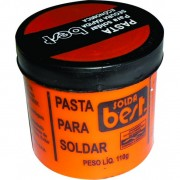 Pasta Para Solda Marca:best - 110grs