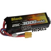 Bateria Lipo Magic-3s 11,1v-25c-3000mah-dji Phantom++tempo!!