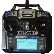 Radio Turnigy 6 Canais Digital-tgy-i6-2.4ghz-telemetria
