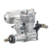 Motor Glow-os.max-.25la-2 Tempos-abn Com Mufla E Conexões!!