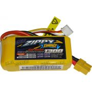 Lipo Zippy/compact 3s 11,1v-25/35c - 1300mah