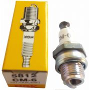 Vela De Ignição Ngk Cm6 - 5812 - Motores Dle/os E Outros
