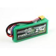 Bateria Lipo Multistar 3s-11.1v-1400mah-40/80c.drones Racers