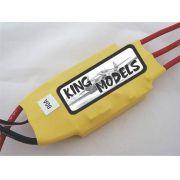 Speed Control Rctimer 80a Opto(sem Bec)-suporta 8s!