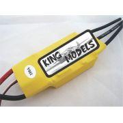 Speed Control Rctimer 100a Opto(sem Bec)-suporta 7s!