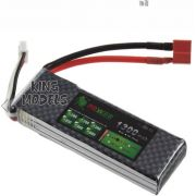 Lipo Lion Power 3s 11,1v-25c - 1300mah