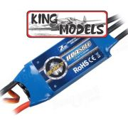 Speed Control Ztw 80a Com Super Bec Integrado 3a ++ Brinde!!